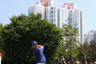 弗雷泽领先香港赛第三轮