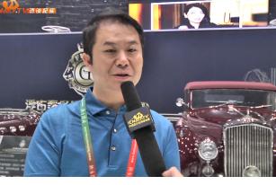 专访-新丝路时尚机构总裁 陈涛