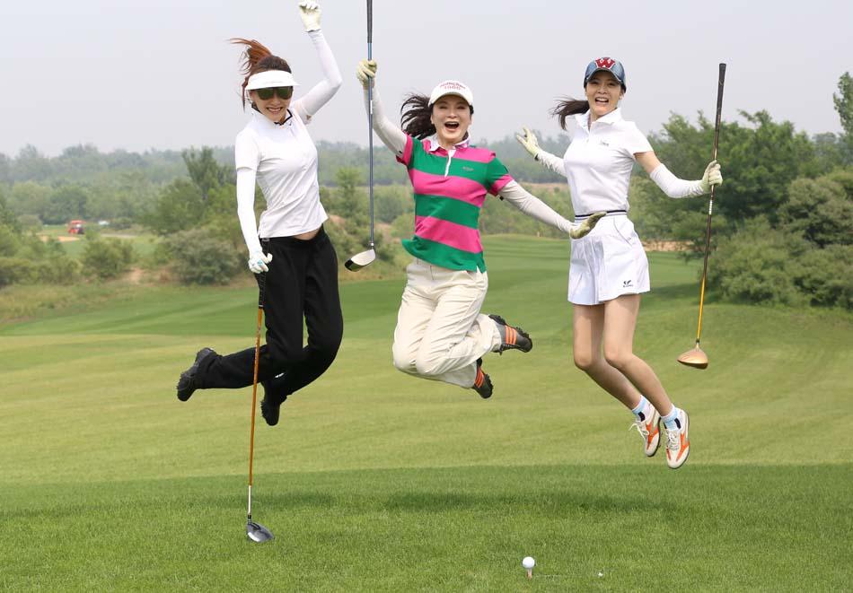 2015全明星高尔夫球月赛