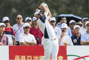 瑞银香港公开赛首轮两人领先