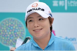 富邦LPGA台湾锦标赛首轮池恩熹领先