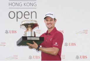 瑞银香港公开赛罗斯勇夺冠军