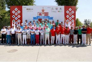 2017亚都杯首都商会协会高尔夫慈善公益队际赛复赛第三场开战