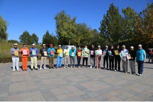 2019工商联企业家高尔夫俱乐部封场杯-净山湖站