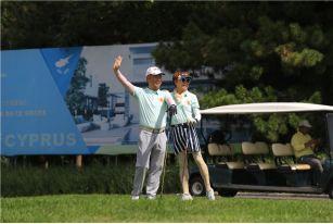龙福康会员巡回赛,香山站完美收杆