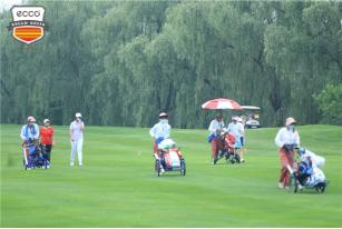 逐梦果岭大运河站助力北京市青少年高尔夫锦标赛