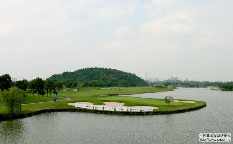 上海美兰湖高尔夫球场