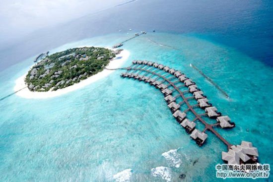 散落的伊甸园 寻找世界十大最美海滩_中国高尔夫网络
