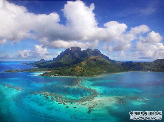 寻找世界十大最美海滩
