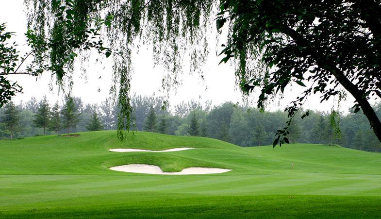北京森林假日高尔夫球场
