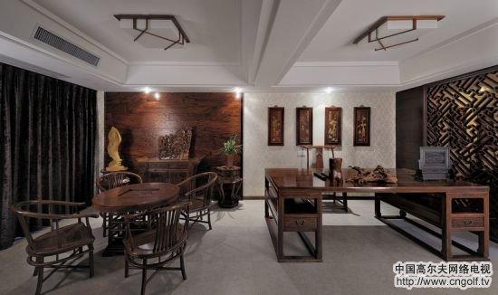 增强室内家具的陈设功能