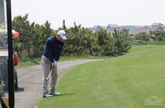 金山国际:青岛三合奔驰高尔夫精英邀请赛