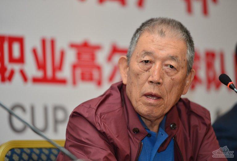 """王军和彼得·汤姆森再次担任第四届""""东风日产杯""""双方队长"""